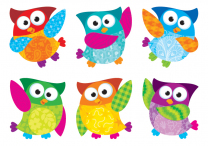 Owl-Stars Mini Accents