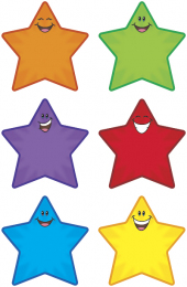 Star Smiles Accent Cards