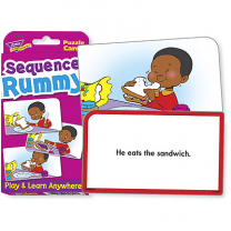Sequence Rummy Flash Cards