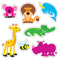 Awesome Animals Stickers