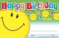 Happy Birthday-Smile Awards