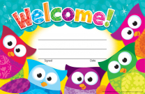 Welcome - Owl-Stars Award