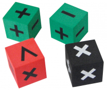Operations Dice - Set of 20