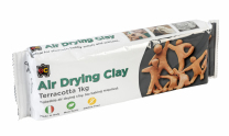 Air Drying Modelling Clay - Terracotta