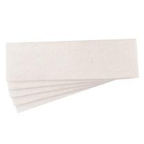 Refill felts for Magnetic Whiteboard Eraser - Pack of 6