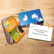 Wind Adventures Outdoors Activty Cards