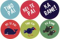 Te Reo Praise Stickers