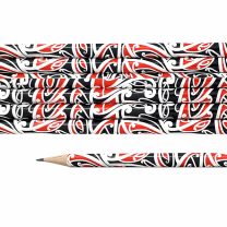 Maori Design Pencils - Pack of 6