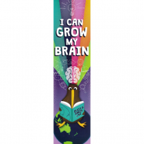 I Can Grow My Brain Poster
