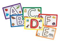 ABC Modelling Mats - Set of 26