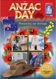 Anzac Day Book - Honouring our Heritage