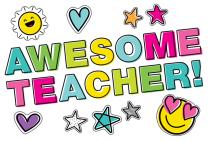 Awesome Teacher Gift Voucher