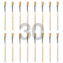 Glue Brush - Set of 30