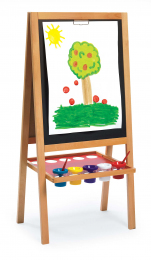 Premium Wooden Framed Folding Easel