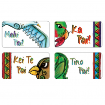 NZ Birds-Maori Stickers