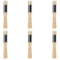 Short n' Stubby Medium Brush - Set of 6