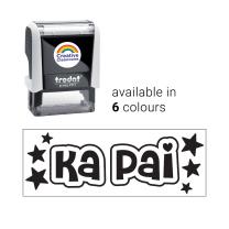 Ka Pai Stars Stamp