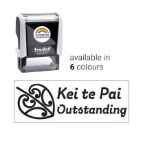 Kei te Pai Outstanding Stamp