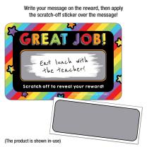 Great Job! Scratch Off Award
