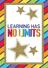 Learning Has No Limits Poster