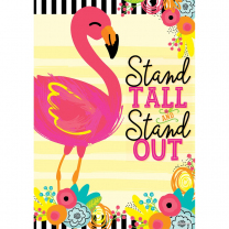 Stand Tall and Stand Out Poster
