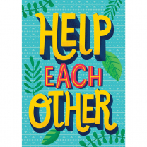 Help Each Other Poster