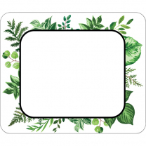 Leaves Name Tags