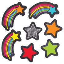 Stars and Starbursts Reward Stickers