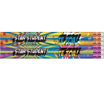 Star Student Te Toa Pencils