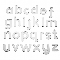 Lowercase Mirror Letters - Pack of 26