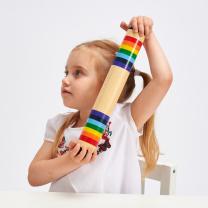 Wooden Rainbow Rainmaker