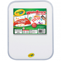 Crayola Washable Dual Sided Whiteboard