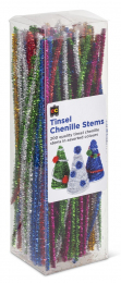 Pipe Cleaners - Tinsel