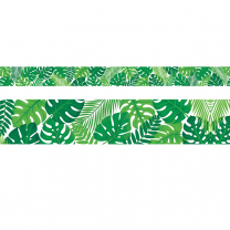 Tropical Leaves Trimmer
