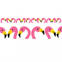 Flamingos Trimmer