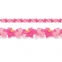 Pasifika Pink Blooms Trimmer