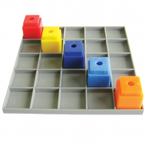 Cubes 2cm Activity Board