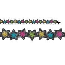 Stars Magnetic Border