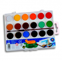 Jovi Paint Pallete - 18 colours