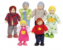 Happy Family Dolls - Caucasian