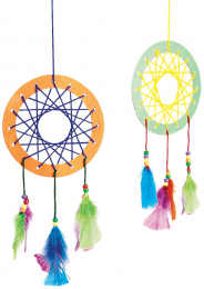 Dream Catcher Craft Kit - Pack of 12