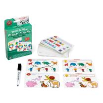 Preschool Skills Write & Wipe Flash Cards
