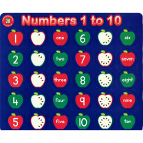 Numbers 1-10 Magnetic Learning Board
