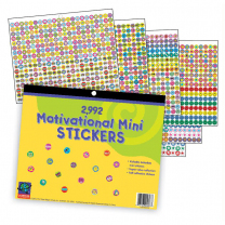 Motivational Mini Sticker Book