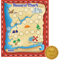 Treasure Hunt Incentive Pad