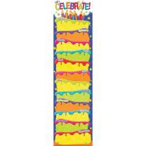 Colour My World Birthday Banner