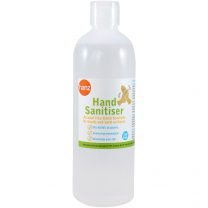 Hanz Hand and Surface Sanitiser 500ml