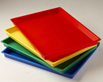 Art Trays - Assorted Colours