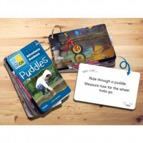 Puddles Adventures Outdoors Activity Cards