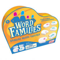 Word Families Tile Game